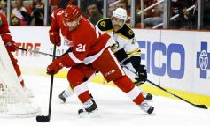 The Grind Line: How to Improve the Current Detroit Red Wings Team