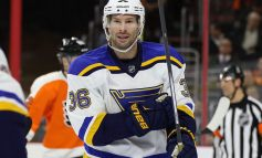 Is Troy Brouwer First-Line Material in Calgary?