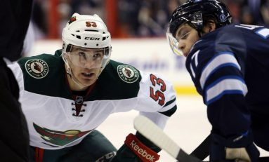 Filling out the Wild Roster: 4th Line Centers