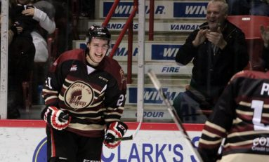 The Winnipeg Jets at the Draft: Brett Howden