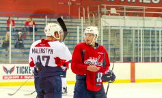 Capitals Development Camp Spotlight: Beck Malenstyn