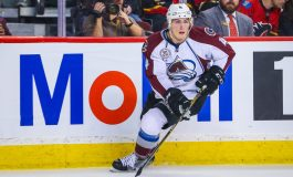 Facing Off: Avs' Barrie Bound for Arbitration?