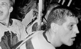 50 Years Ago in Hockey: Hawks Wreck Wings Home Opener