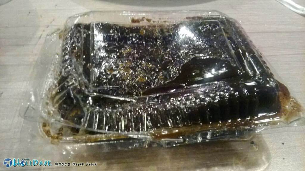 Dodol Aceh in Banda Aceh, Sumatra, Indonesia. This infamous brownie is packed full of massive amounts of marijuana. And it's damn delicious!