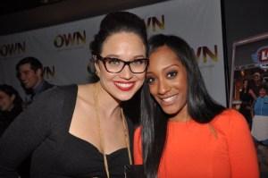 Jaclyn Betham & Darmirra Brunson (right).