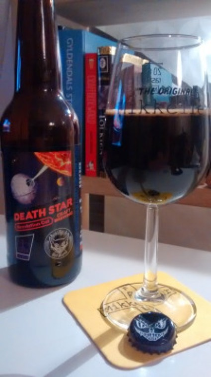 Death Star by Revelation Cat Craft Brewing