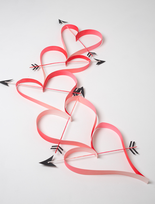 Be our valentine stylish valentine s day decor for Cupid decorations home