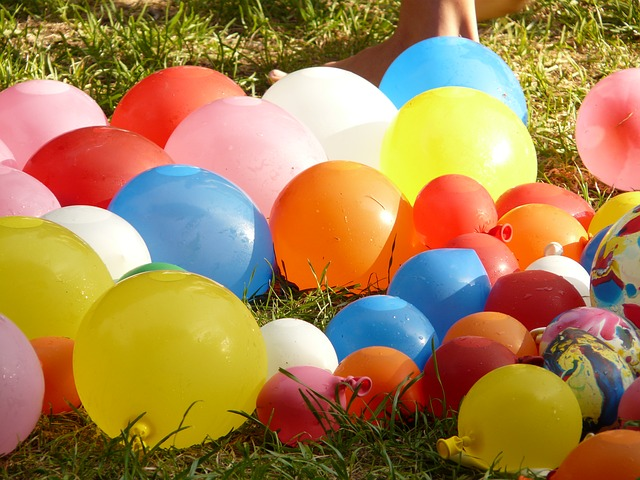 7 Summer Party Ideas For Kids