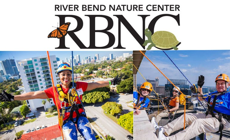 River Bend Nature Center Goes Over The Edge