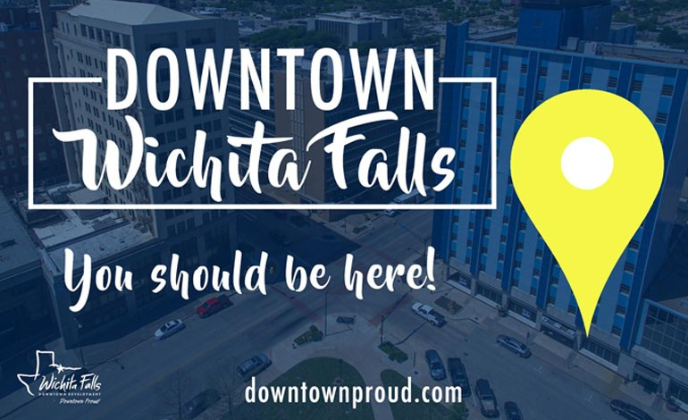 Downtown Wichita Falls Development