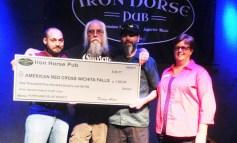 Hurricane Relief Benefit At Iron Horse Pub