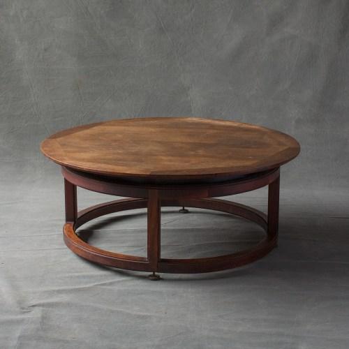 Medium Crop Of Walnut Coffee Table