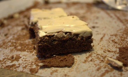 Bailey's Brownies. Just Because.