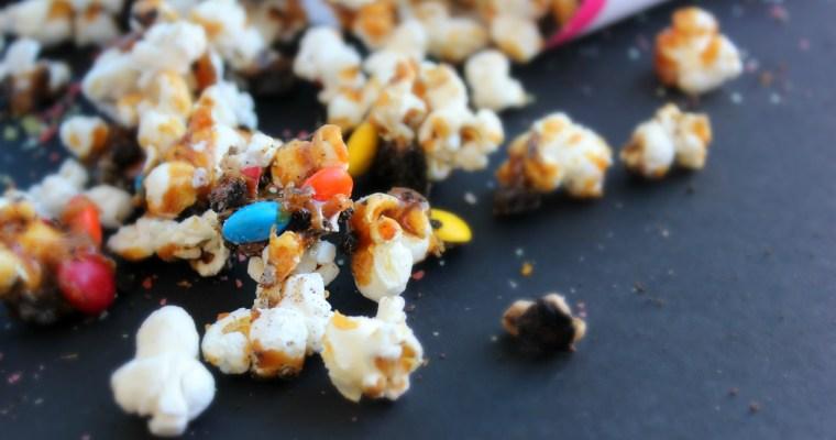 Explosive Edibles: Drive-in Movie Popcorn