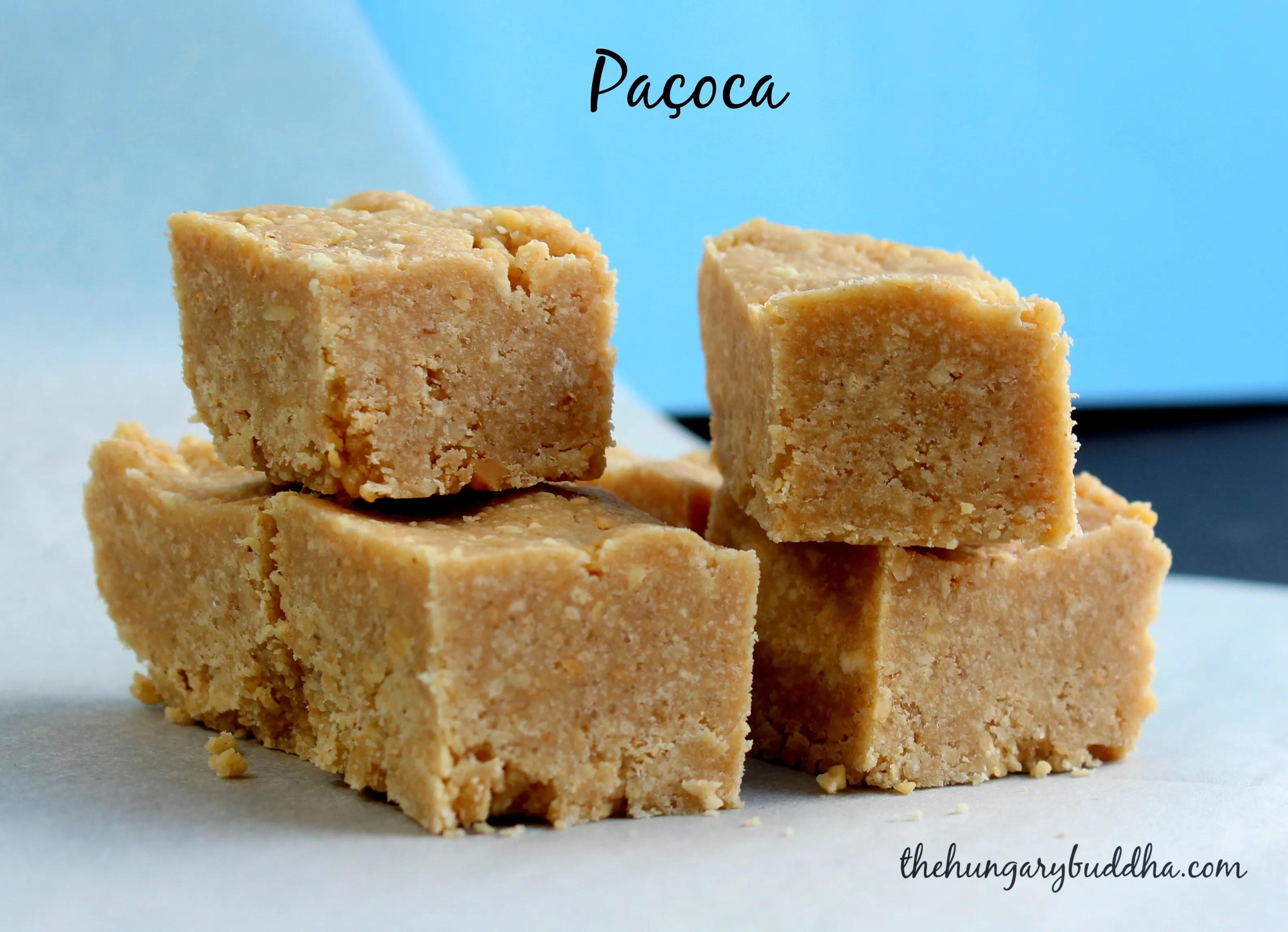 Candy!  I Want Candy!:  Paçoca, Brazillian Easter Peanut Candy