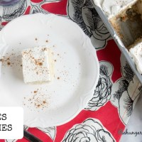 Call the Milkman:  Cinnamon Tres Leches