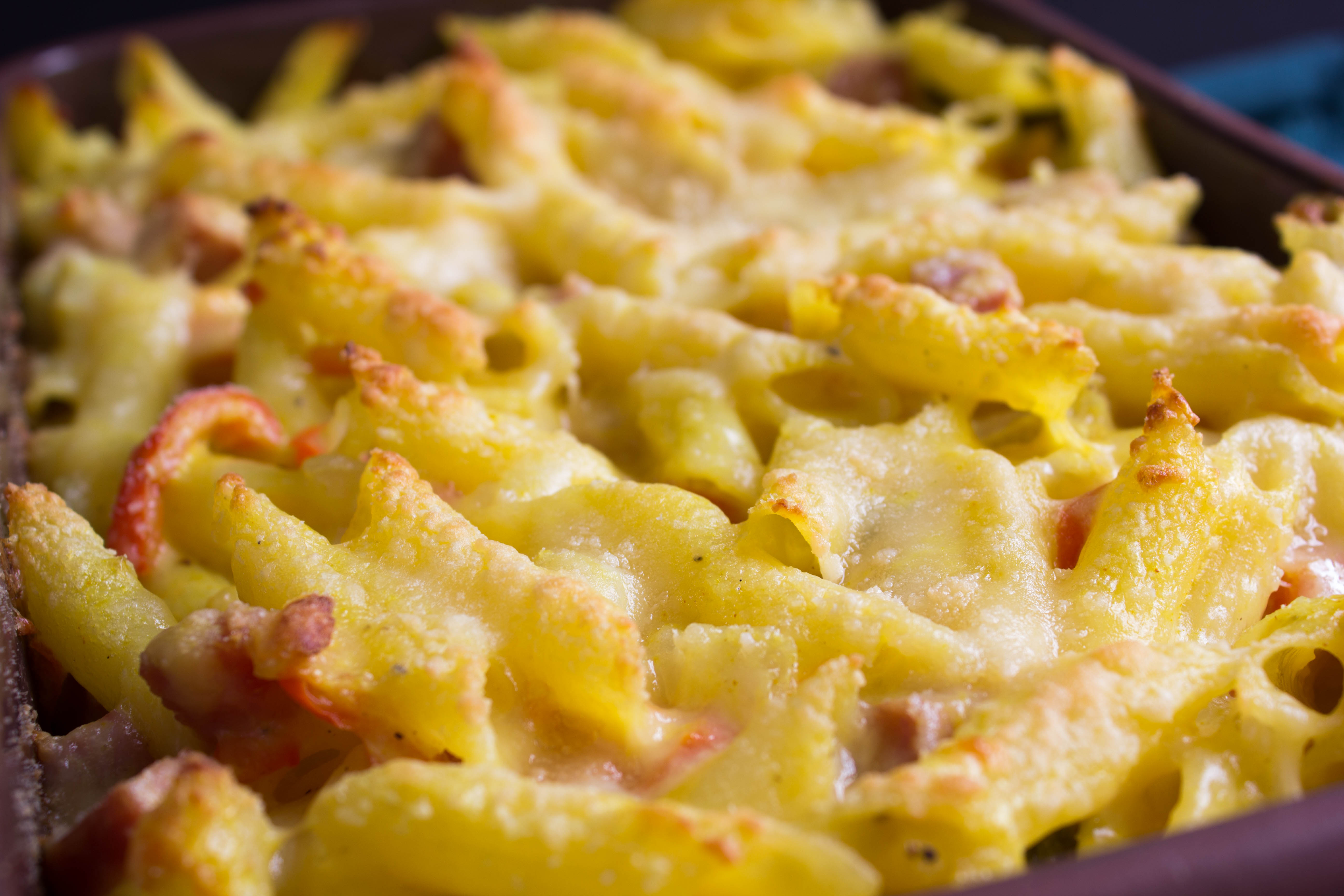Macaroni au Gratin | The Hungary Buddha Eats the World