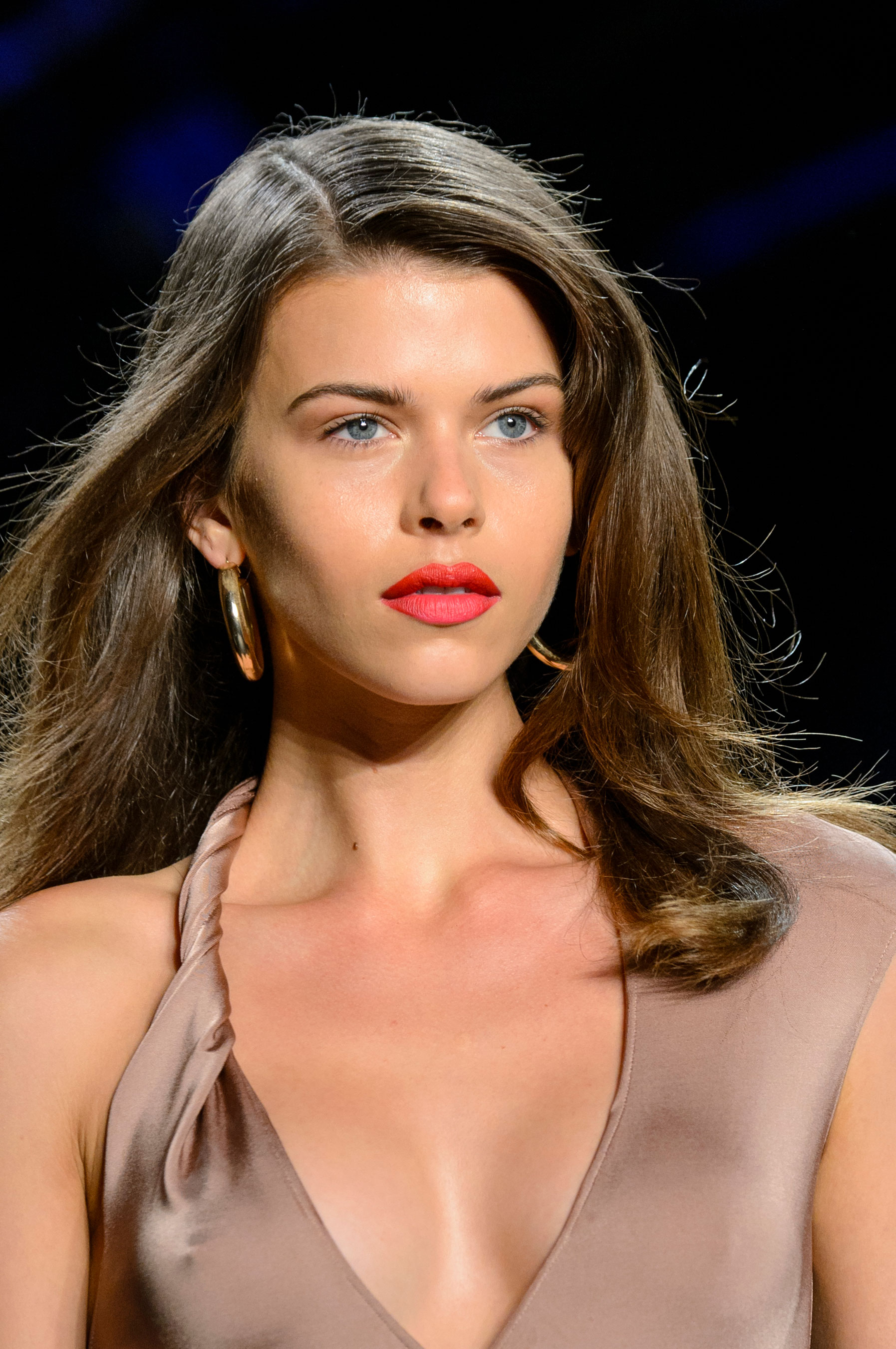 Backstage Beauty at the Cushnie et Ochs Spring 2014 RTW Show picture
