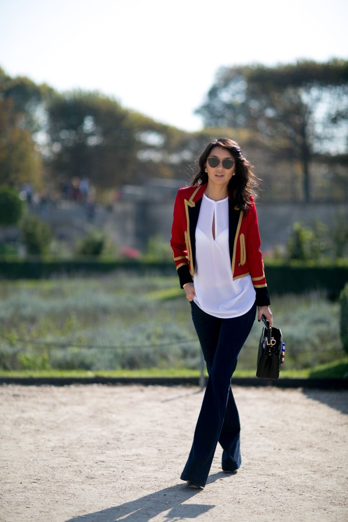 The best of paris fashion week street style spring 2016 day 5 the impression Fashion style october 2015