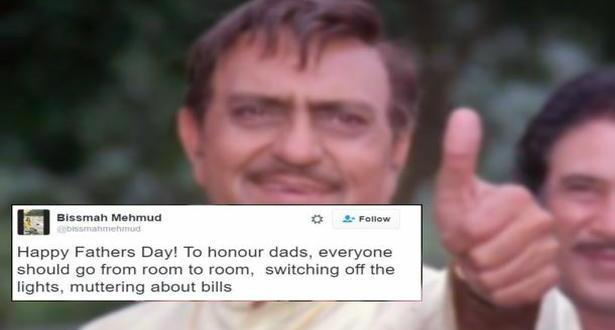 est Hilarious father's day tweets
