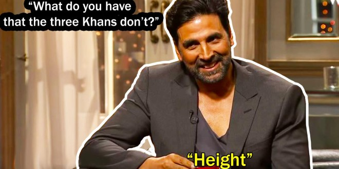 akshay kumar koffee with karan