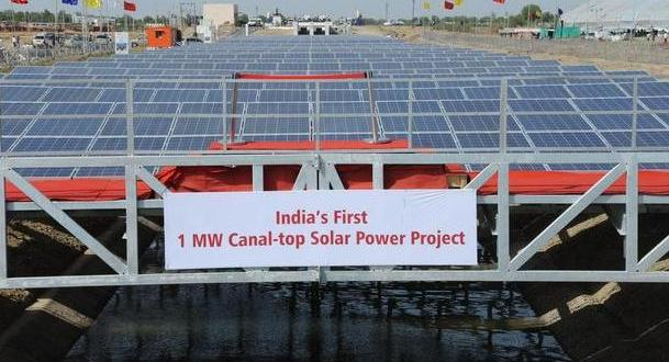Canal_Top_Solar_Power_Plant