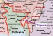 India-Bangladesh-border-map
