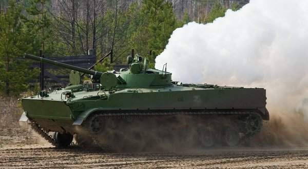 BMP-3-amphibious-tracked-IFV
