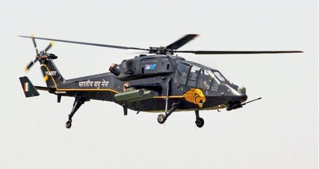 Light Combat Helicopter-PTI12