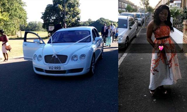 Photos from Funke Akindele's secret wedding to JJC in London