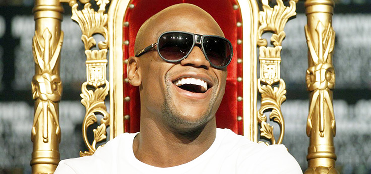 10 ridiculous things Floyd Mayweather does with his fortune (With Pictures)