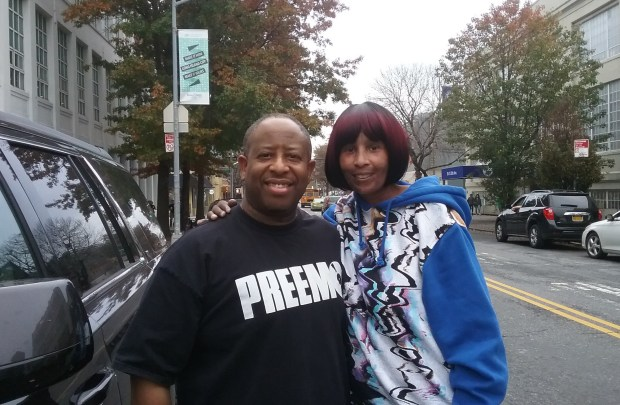 Foxx MOP and DJ Premier