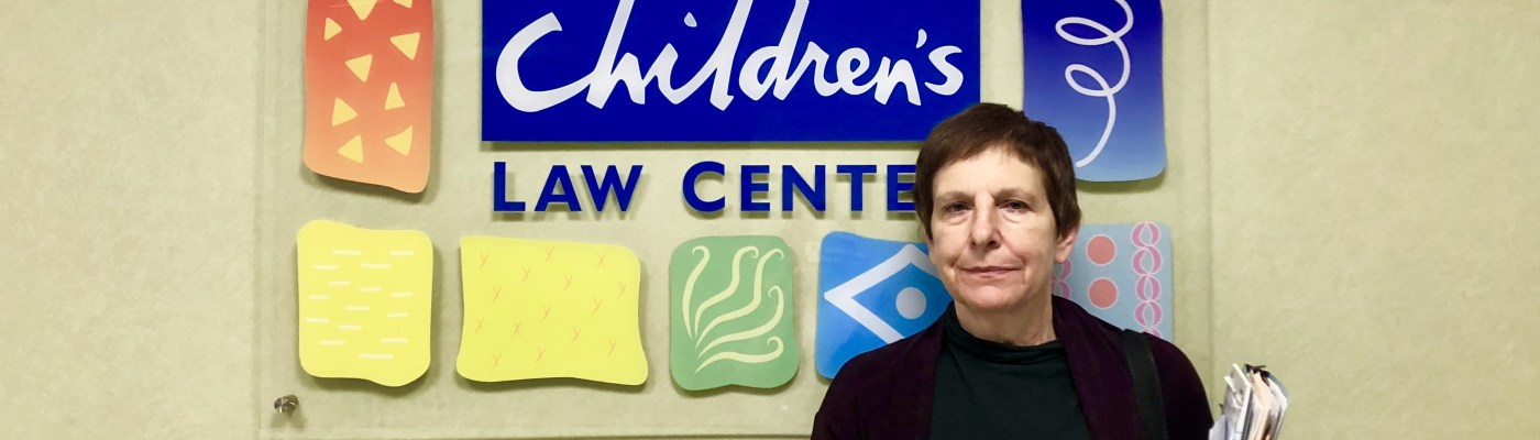 Deborah Gould at The Children's Law Center Bronx