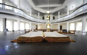 Courtroom Bible