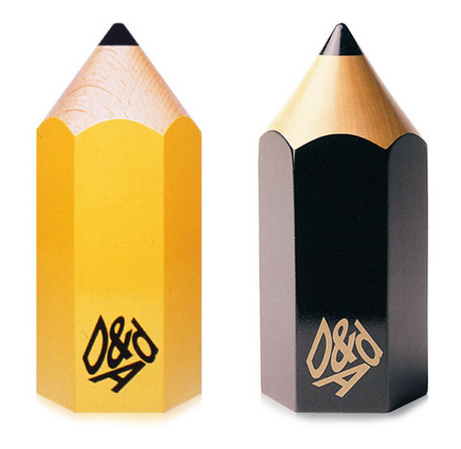D&AD Black and Yellow Pencils