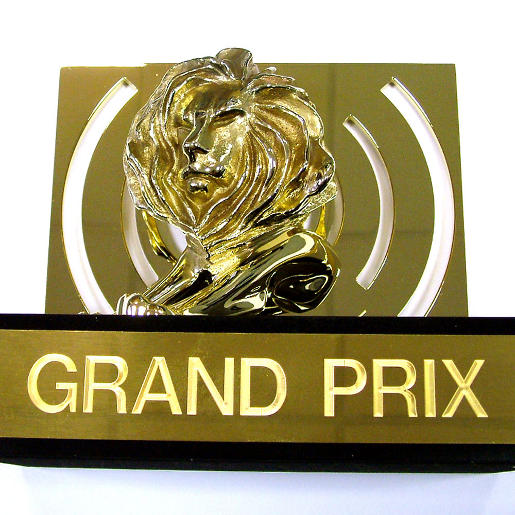 Radio Grand Prix at Cannes Lions 2009