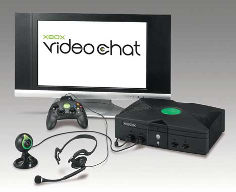 Xbox Live Chat Room