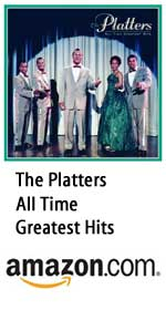 The Platters All-Time Greatest Hits Remastered at Amazon.com