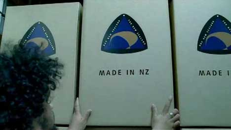 NZ Made Boxes