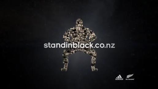 Stand in Black
