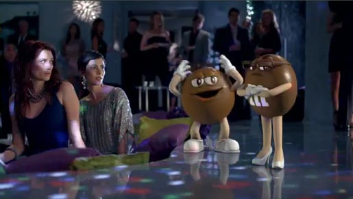 Ms Brown Just My Shell Super Bowl ad