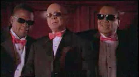 Blind Boys of Alabama sing in Last Month of the Year music video