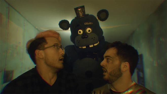YouTube Rewind 2015 Five Nights at Freddy's