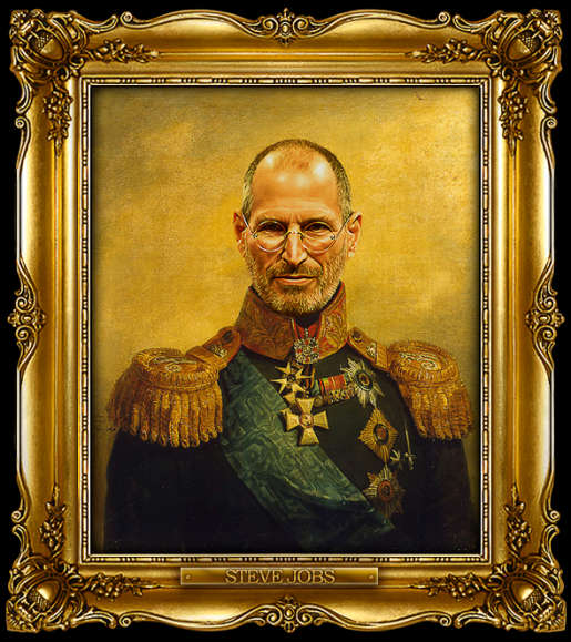 Replaceface Steve Jobs