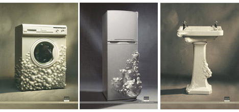 Ecostore Sick Furniture print ads