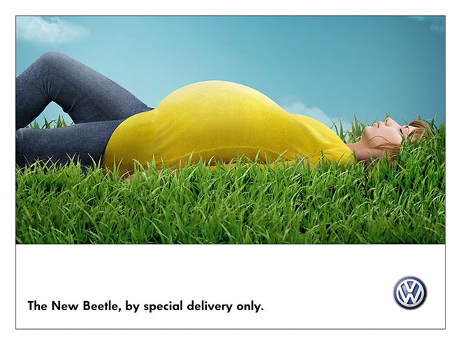 Volkswagen New Beetle by Special Delivery Only