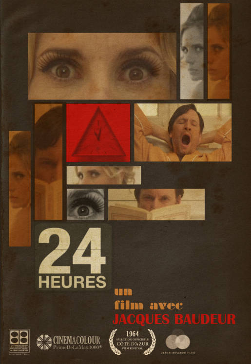24 Heures poster
