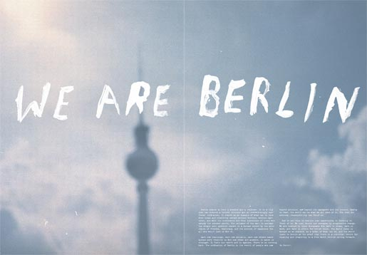 Levis We Are Berlin