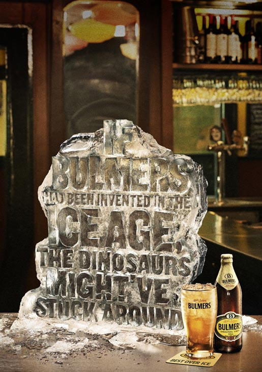 Bulmers Ice Age - The Dinosaurs