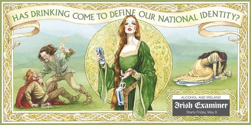 Irish Examiner Has drinking come to define our national identity?
